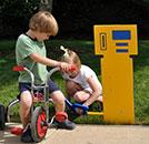 outdoor creative playground