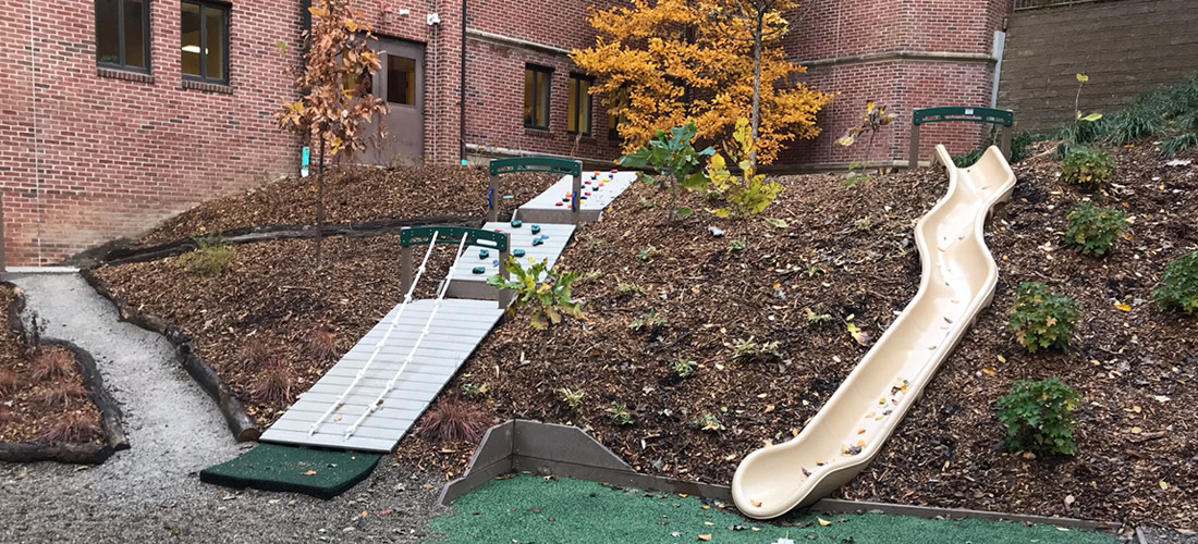 Preschool and Toddler Playgrounds