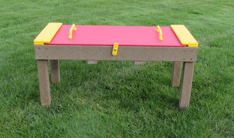 Sand Table Lockable Lid - Plastic