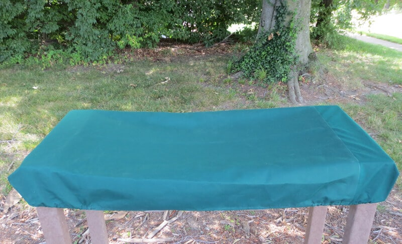 Sand Table Fabric Cover