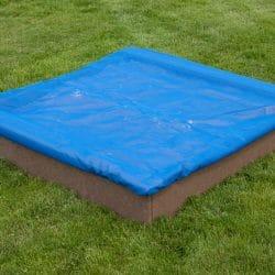 Sandbox, 6′ x 6′ Mesh Cover
