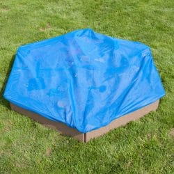 Large Sandbox Mesh Cover