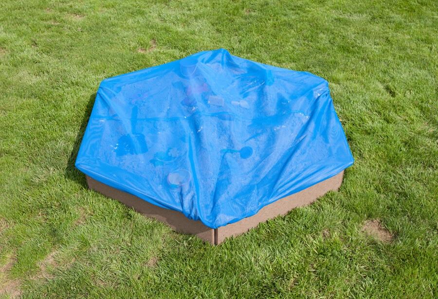 Large Sandbox Mesh Cover