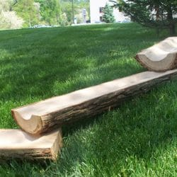 Water Log Trough, Set of 3