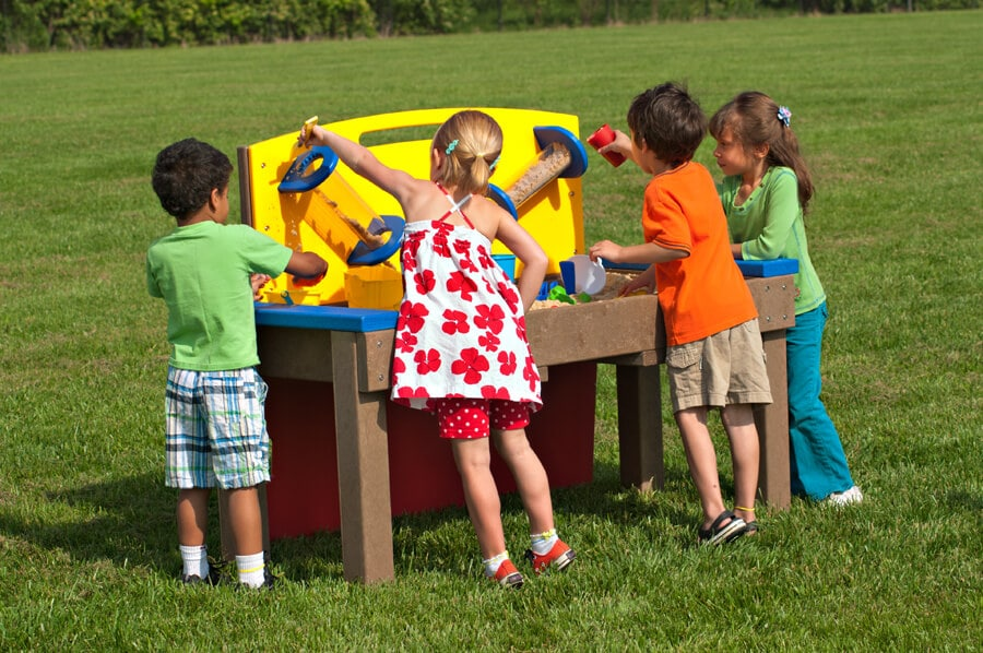 Sand Table Activity Panel Add-On