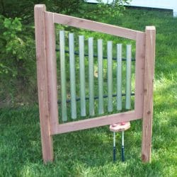 Chime Panel, Cedar