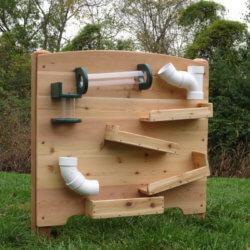 Tracking Panel, Cedar