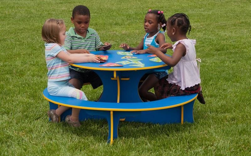 Outdoor Classroom Table