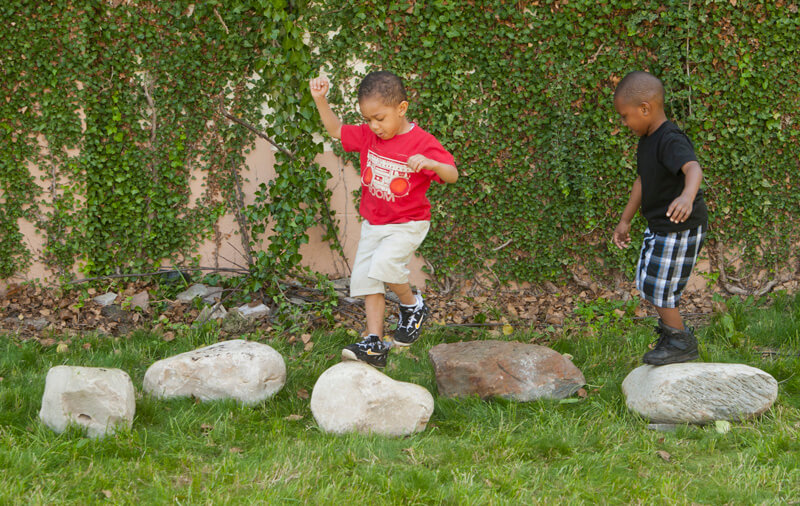 Stepping Boulders, Set of 5