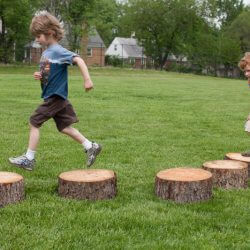 Stepping Stumps