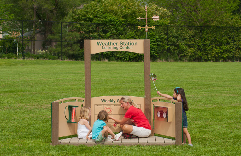 Weather Station Learning Center