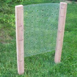 Weaving Panel, Cedar