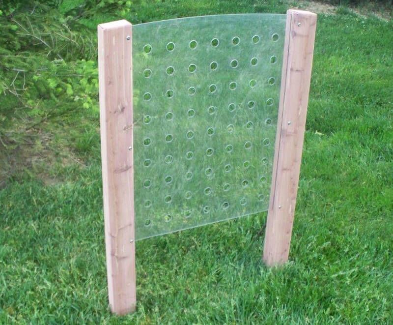 Weaving Panel - Cedar