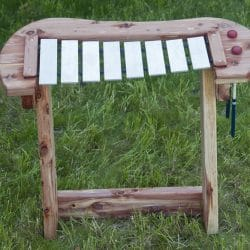 Xylophone, Cedar