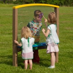 Single Large Art Easel
