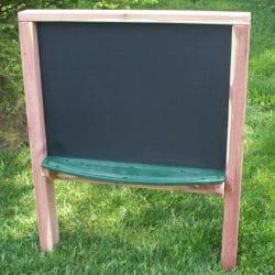 Chalk Board, Cedar