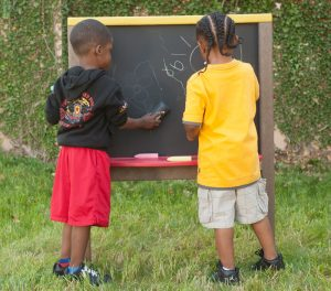 Large Chalkboard, Plastic