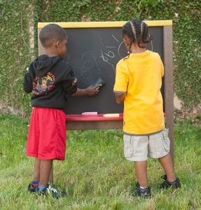 Chalkboard, Large