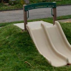 Hill Slide, Package, 3' Double Slide