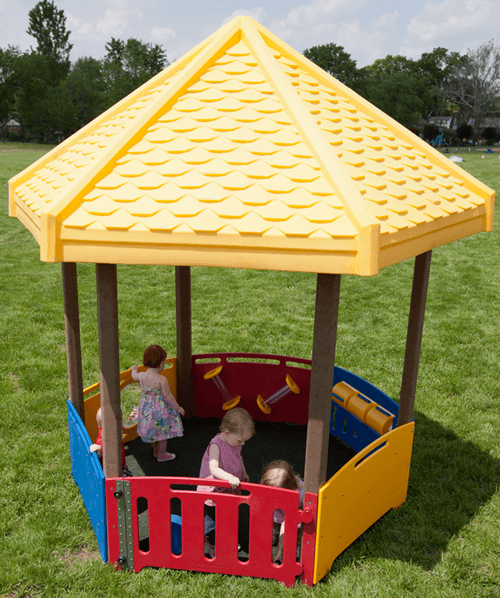 Infant Play Area Roof Add-On