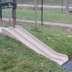 "30"" Toddler Double Hill Slide Package"