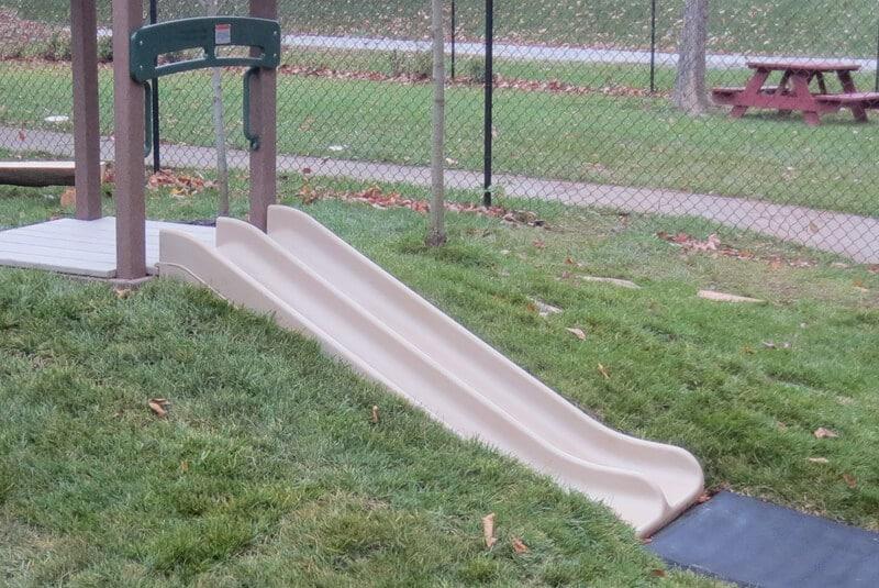 "30"" Toddler Single Hill Slide Package"