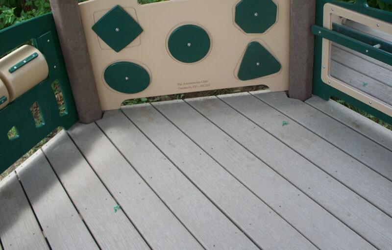 Infant Play Area Floor Add-On