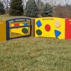 Infant Play Corner, 4 Panels