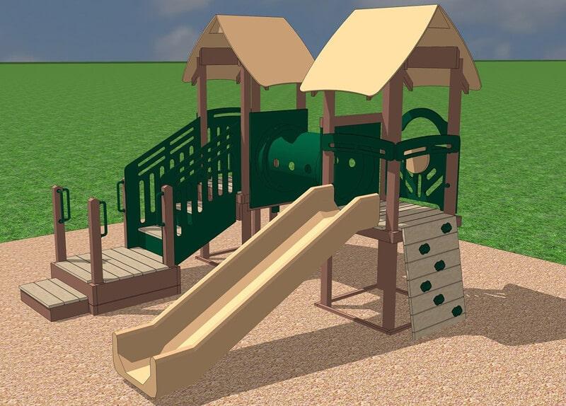 Preschool Playground #2