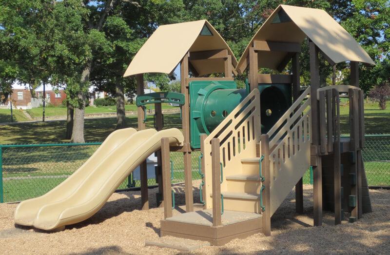 Preschool Playground #4