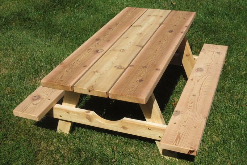 Picnic Table - Cedar