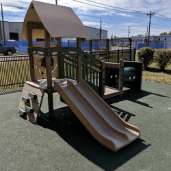 Playground, Toddler #3